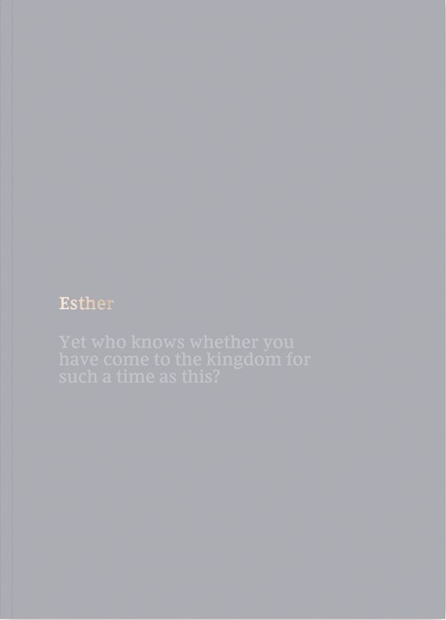 NKJV Bible Journal: Esther (Paperback)