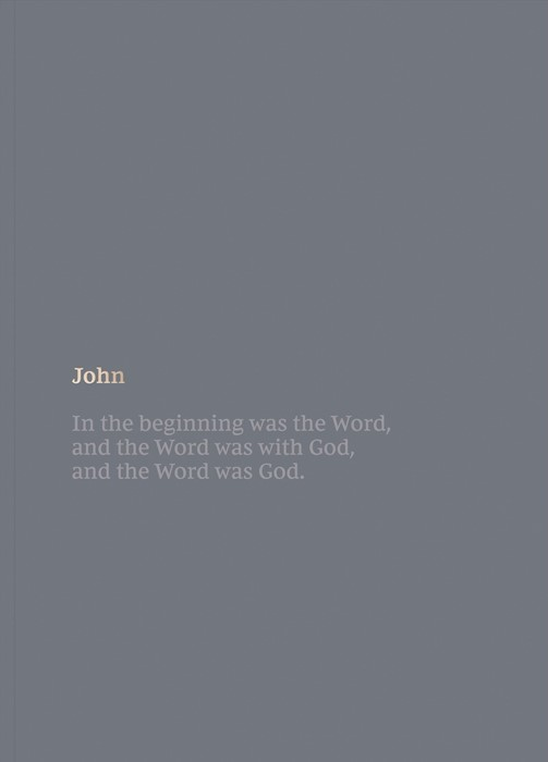 NKJV Bible Journal: John (Paperback)