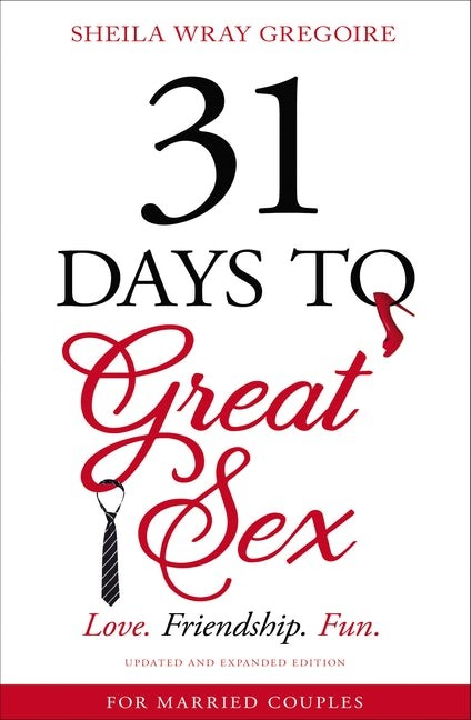 31 Days to Great Sex (Paperback)
