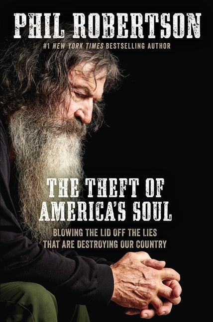 The Theft of America's Soul (Paperback)