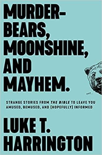 Murder-Bears, Moonshine and Mayhem (Paperback)