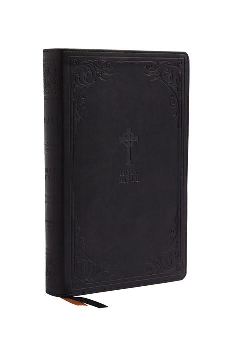 NRSV Catholic Bible Gift Edition, Black (Imitation Leather)