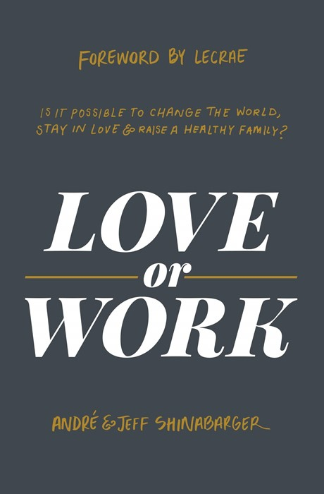 Love or Work (Hard Cover)