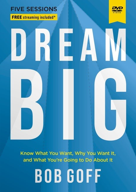 Dream Big Video Study (DVD)