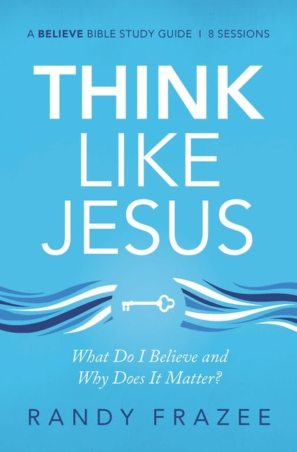 Think Like Jesus Study Guide (Paperback)