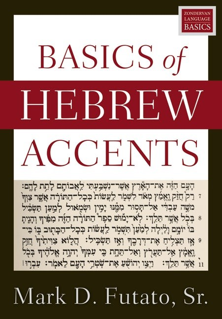 Basics of Hebrew Accents (Paperback)