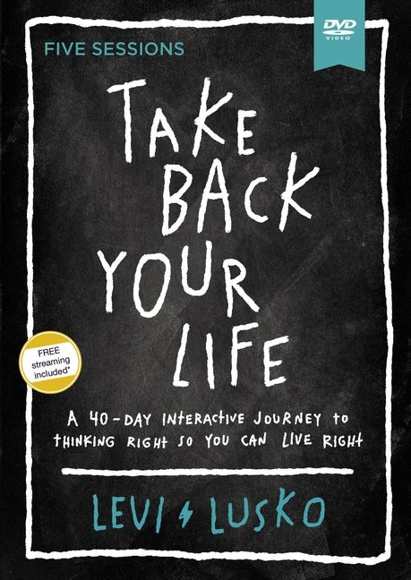 Take Back Your Life Video Study (DVD)