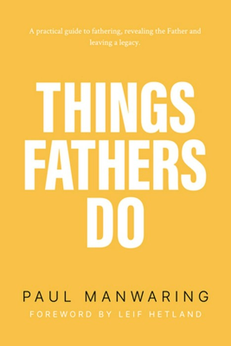 Things Fathers Do (Paperback)