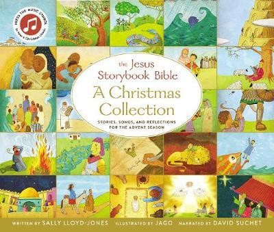 Jesus Storybook Bible: A Christmas Collection (Hard Cover)