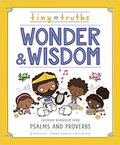 Tiny Truths Wonder and Wisdom (Hard Cover)