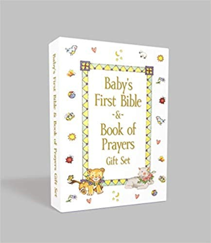 Baby's First Bible and Book of Prayers Gift Set (Mixed Media Product)