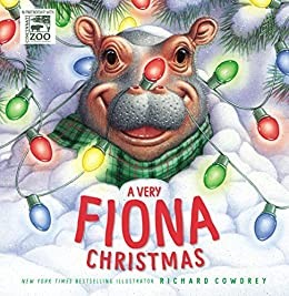 Very Fiona Christmas, A (Board Book)