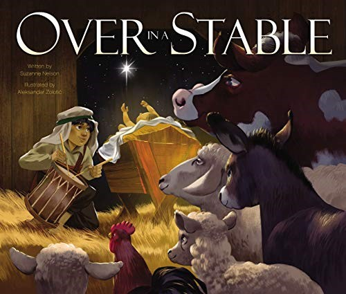 Over in a Stable (Hard Cover)