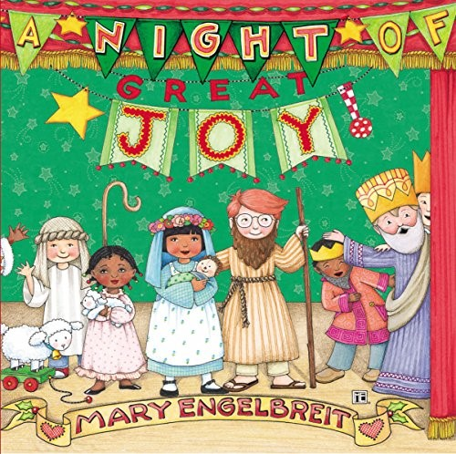 Night of Great Joy (Board Book)