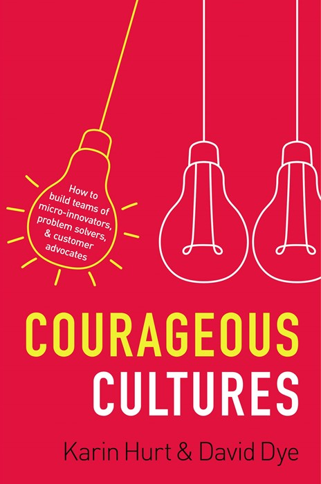 Courageous Cultures (Hard Cover)