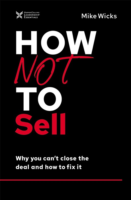 How Not to Sell (Hard Cover)