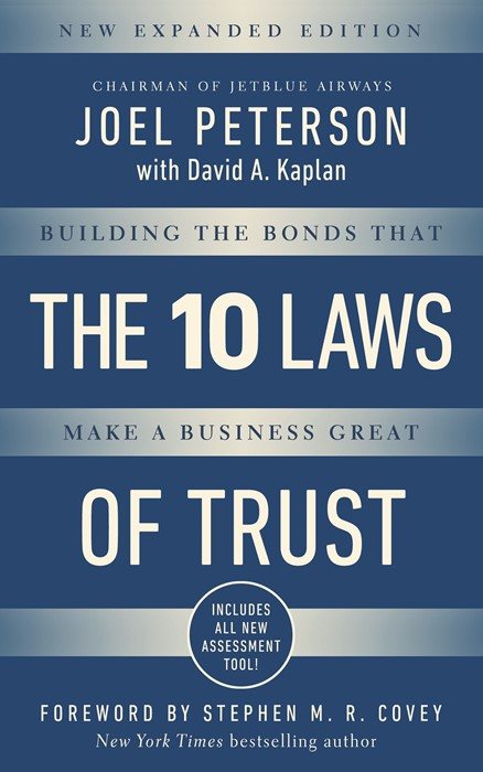 10 Laws of Trust, Expanded Edition (Paperback)
