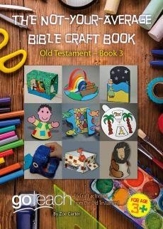 The Not-Your-Average Bible Craft Book 3 (Spiral Bound)