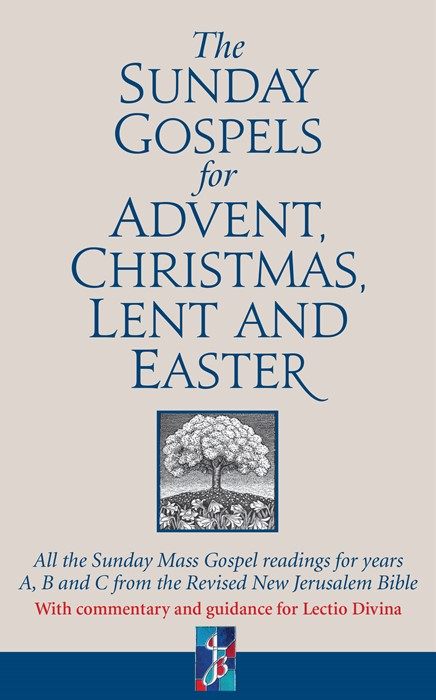 The Sunday Gospels for Advent, Christmas, Lent and Easter (Hard Cover)