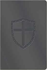 CSB Defend Your Faith Bible, Silver LeatherTouch (Imitation Leather)