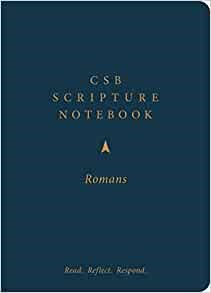CSB Scripture Notebook, Romans (Paperback)