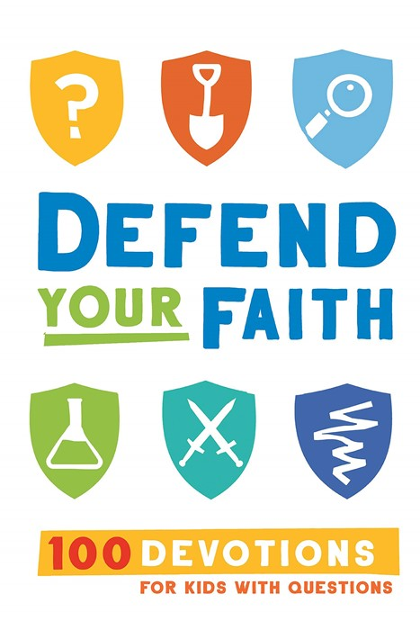 Defend Your Faith Devotional (Hard Cover)