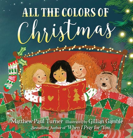 All the Colors of Christmas (Hard Cover)