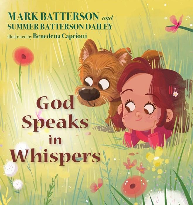 God Speaks in Whispers (Hard Cover)