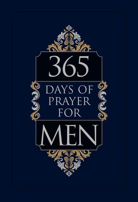 365 Days of Prayer for Men (Imitation Leather)