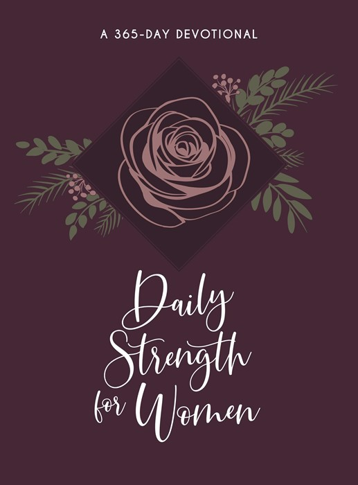 Daily Strength for Women (Imitation Leather)