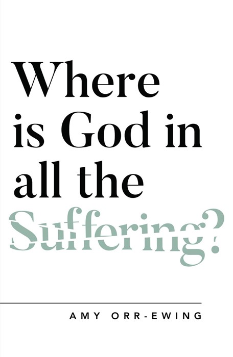 Where is God in All the Suffering? (Paperback)