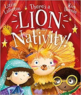 There's a Lion in My Nativity! (Paperback)