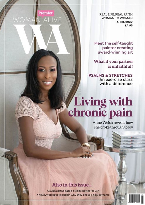 Woman Alive Magazine April 2020 (Magazine)