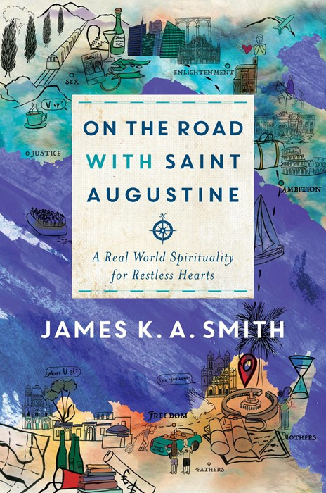 On the Road with Saint Augustine (ITPE)