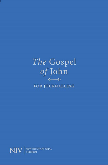 NIV Gospel of John for Journalling (Paperback)