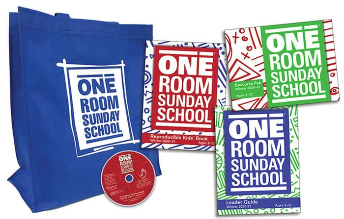 One Room Sunday School Kit Winter 2020-21 (Kit)