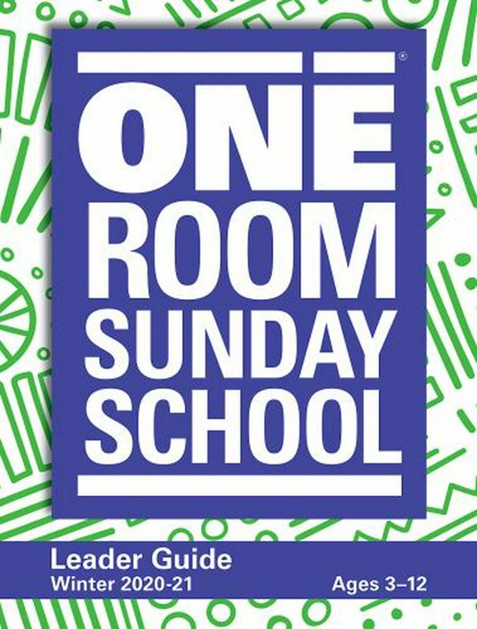 One Room Sunday School Leader Winter 2020-2021 (Paperback)