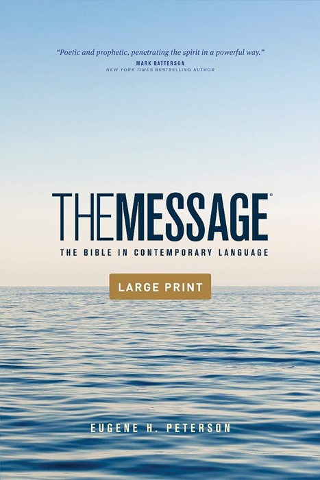 The Message Outreach Edition (Paperback)