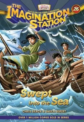 Swept into the Sea (Hard Cover)