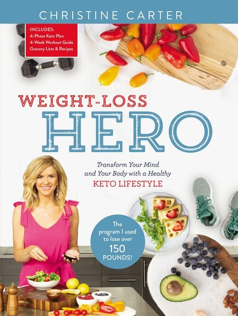Weight-Loss Hero (Hard Cover)