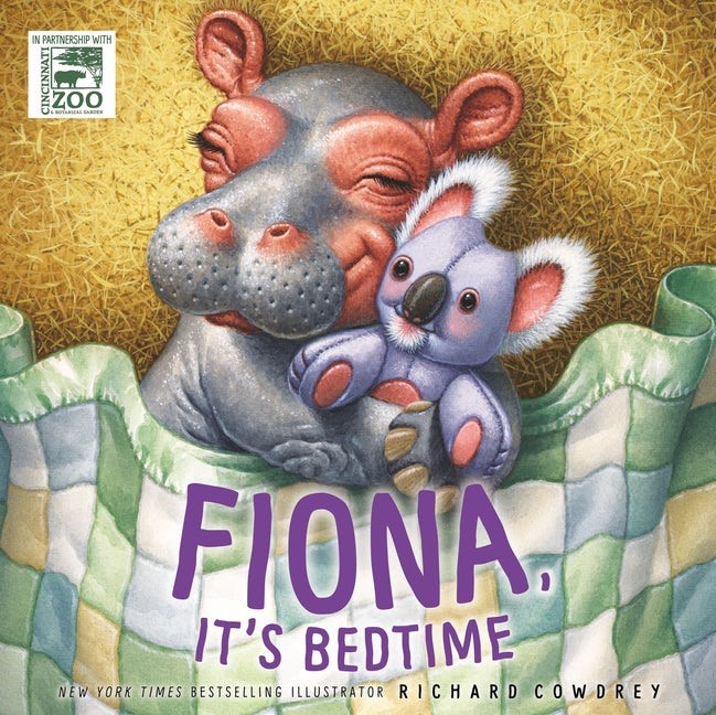 Fiona, It's Bedtime (Hard Cover)