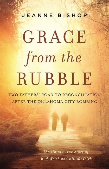 Grace from the Rubble (Hard Cover)