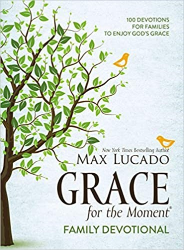 Grace for the Moment Family Devotional (Hard Cover)