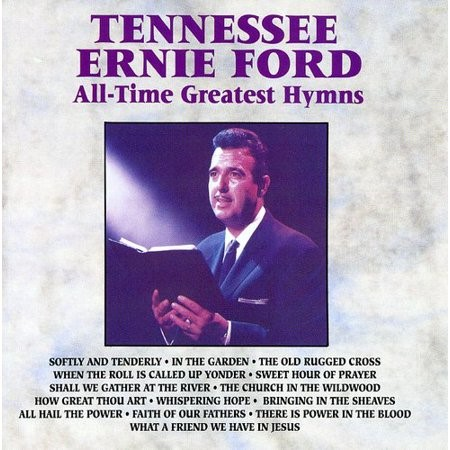 All-Time Greatest Hymns CD (CD-Audio)