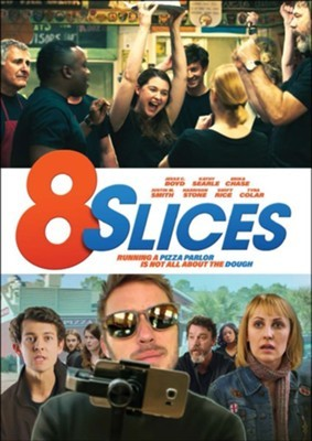 8 Slices DVD (DVD)