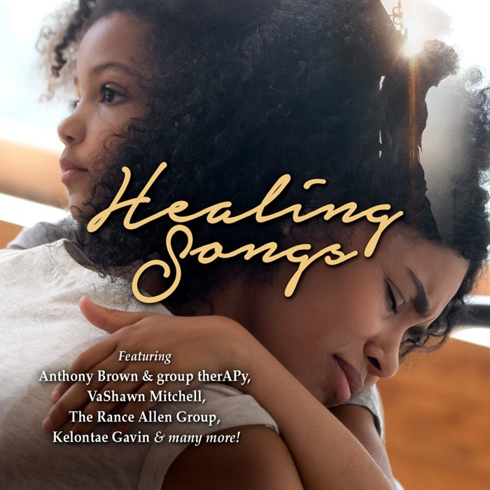 Healing Songs CD (CD-Audio)