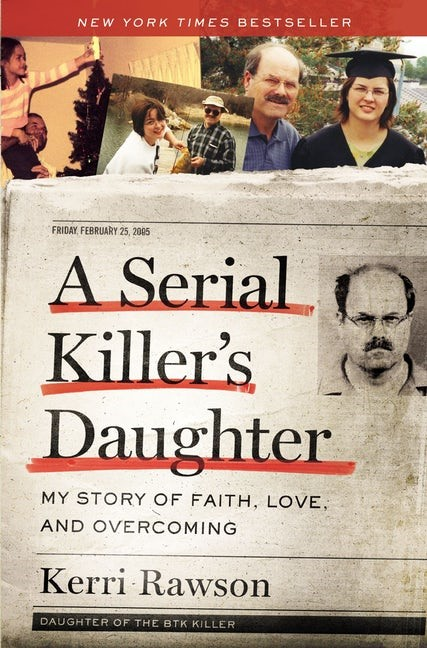 Serial Killer's Daughter, A (Paperback)