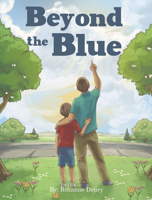 Beyond the Blue (Paperback)