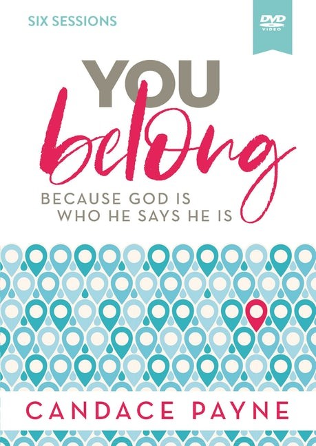 You Belong Video Study (DVD)