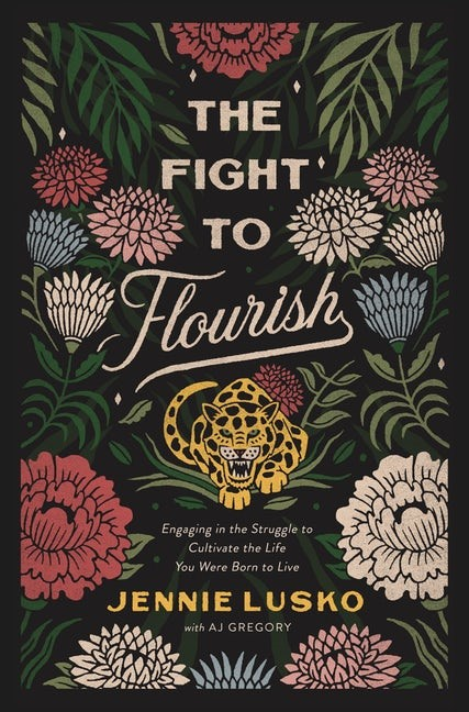 The Fight to Flourish (Hard Cover)